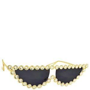Blingtastic Sunglasses (Black)
